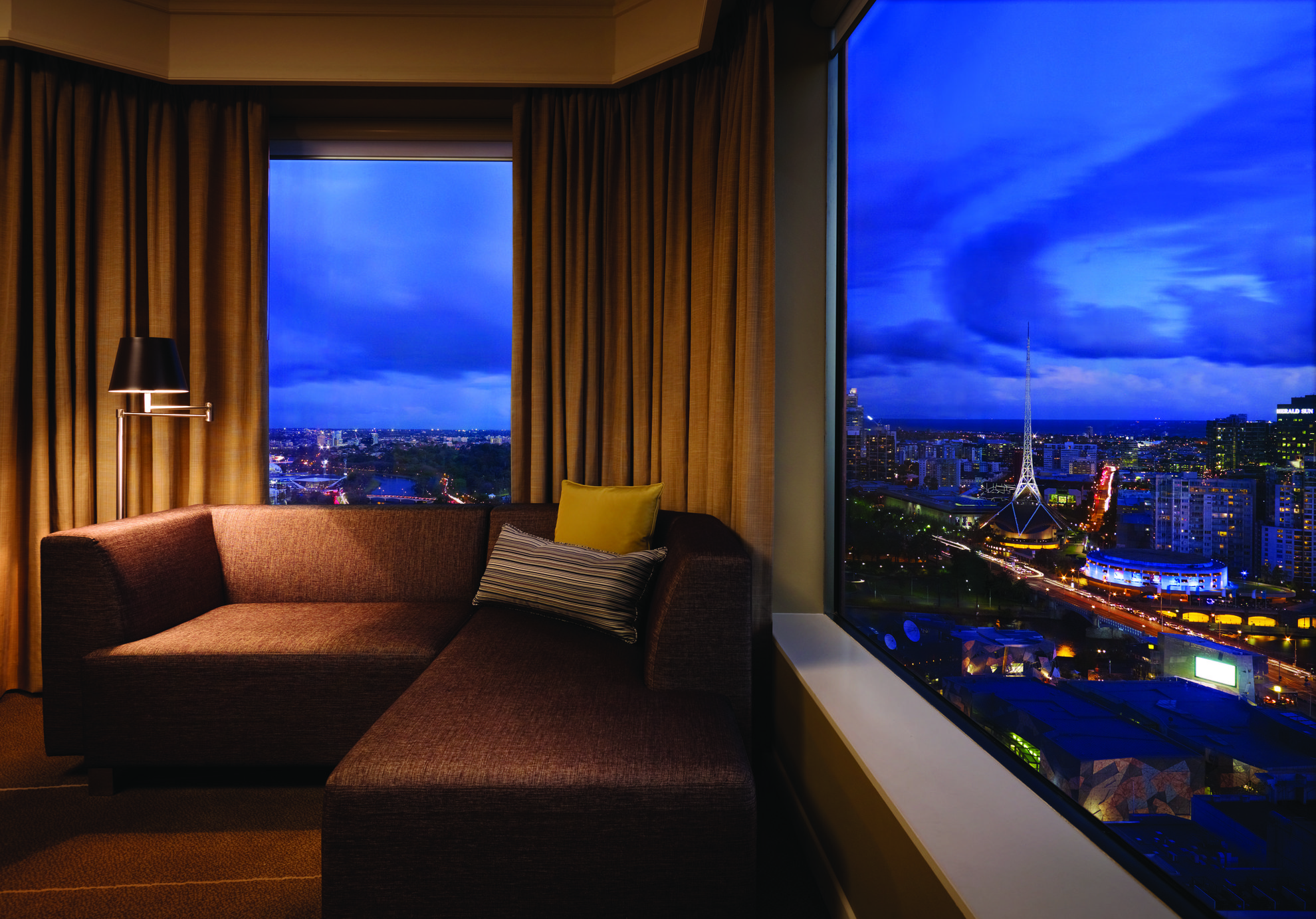 Grand Suite King at Grand Hyatt Melbourne