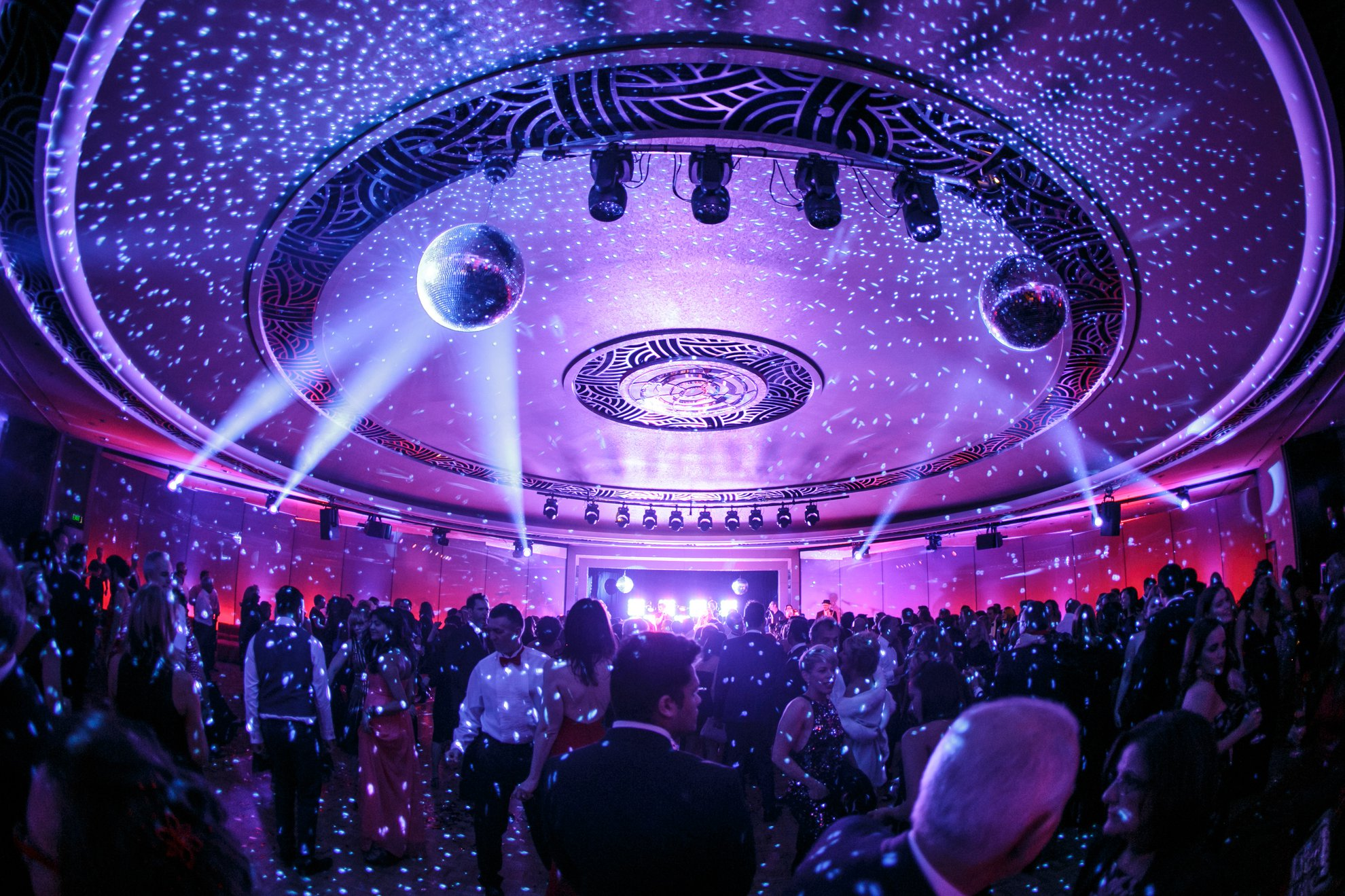 Grand event in Mayfair Ballroom