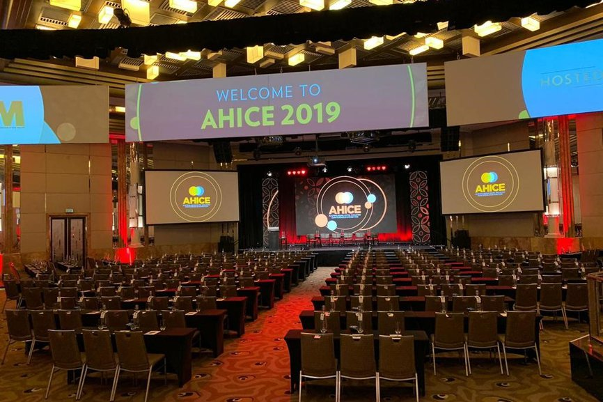 Welcome to AHICE's 10th Anniversary